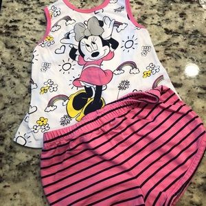 Disney Matching Sets - 🐇MINNIE MOUSE OUTFIT